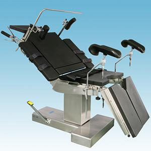 Tender Choice Gas Spring Asssited Manual Hydraulic Surgical Table with Split Leg Support
