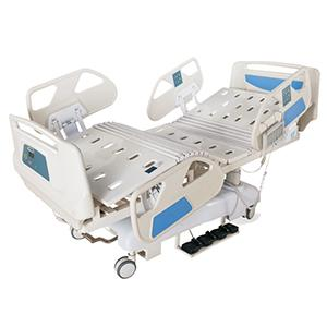 Electric Patient Beds Installed in Hospital