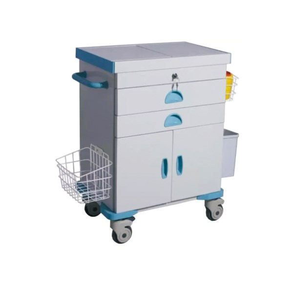 ABS Medical Nusring Cart Used in ICU