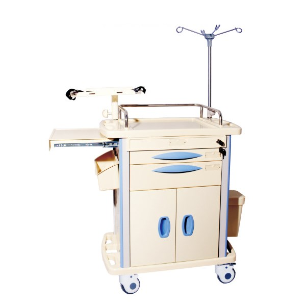 Customized Medical Treatment Cart for Healthcare