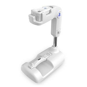 Desktop vascular imaging instrument