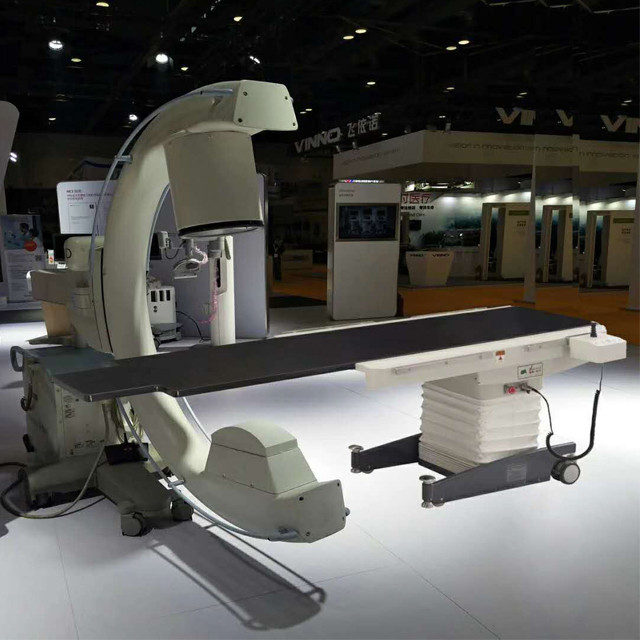 Electric Image Integrated Surgical Table Catheterization Table