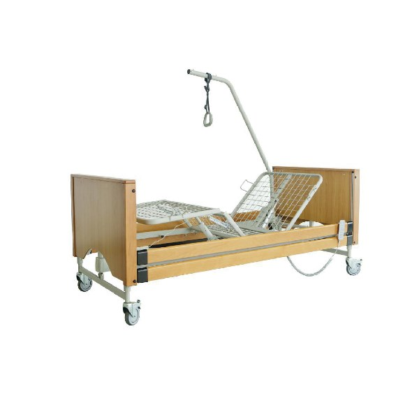 Electric Multi-function Nursing Bed 3 Sets Motors
