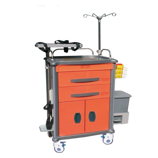 Medical cart used in hospital