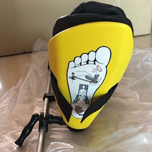 Yellowfin Gas Assisted Lifting Stirrups